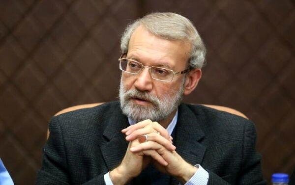پیام تسلیت علی لاریجانی به رهبر انقلاب