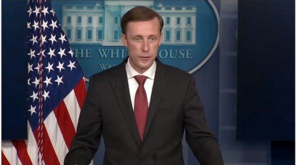 مشاور امنیت ملی بایدن: منتظر شنیدن اقدام از طرف ایرانیها هستیم