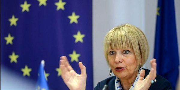 واکنش هلگا اشمید به بیانیه مشترک ایران و آژانس انرژی اتمی