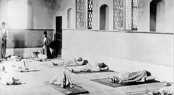 بلای وبا در دوره قاجار