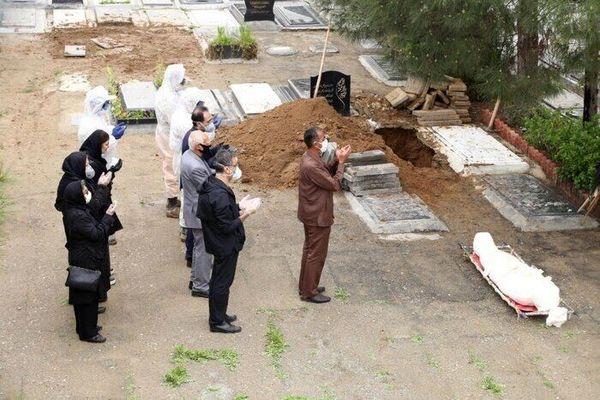 افزایش هولناک فوتی های کرونا در تهران