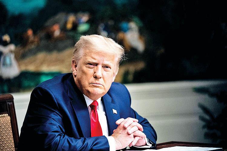برنامه ترامپ برای مراسم تحلیف بایدن مشخص شد