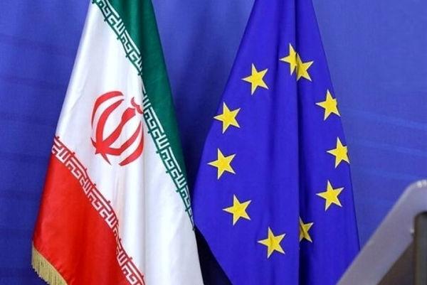 تاثیر تحریم ها بر تجارت ایران و اروپا
