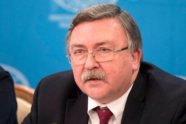 تاکید اولیانوف بر لزوم لغو تحریمهای ایران