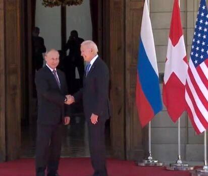 بایدن خطاب به پوتین: دیدار حضوری همواره بهترین انتخاب است