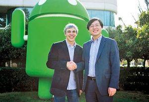 گوگل 6 درصد سهام لنوو را میخرد