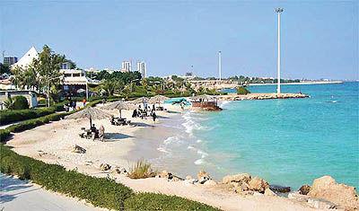 جزیره مرجانی خلیجفارس میزبان 187 هزار گردشگر دریایی