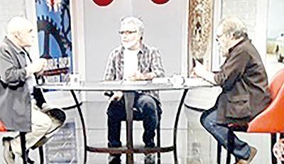 مناظره هوشنگ گلمکانی و مسعود فراستی در «هفت»