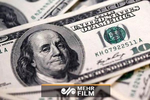 دلار به پایینترین سطح ۲.۵ ساله رسید