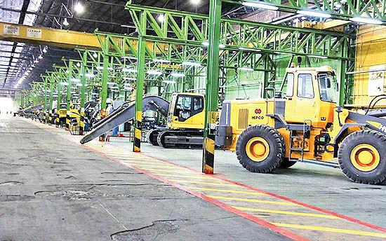 تامین مالی برای خرید ماشینآلات معدنی داخلی