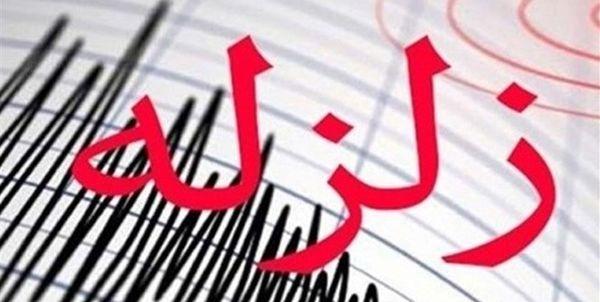 زمینلرزه مرز استانهای فارس و هرمزگان را لرزند