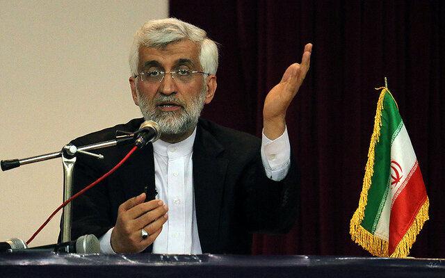 جلیلی: حتی اگر آمریکا به برجام هم برگردد، باز میخواهد ۱۵۰۰ تحریم علیه ملت ایران اعمال کند /ترامپ یک استثنا نبود