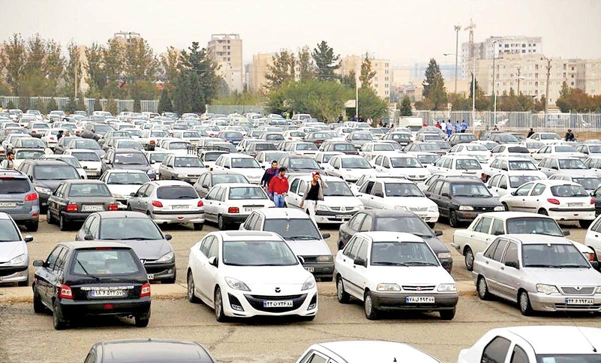ایست قیمت در بازار خودرو