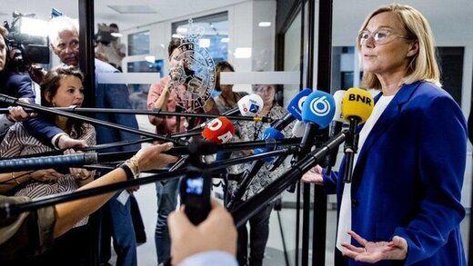 افغانستان عامل برکناری وزیرخارجه هلند!
