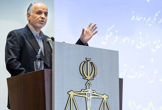 موافقت کمیسیون قضایی با وزیر پیشنهادی دادگستری