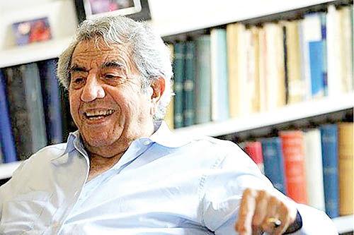 مرگ پهلوان تئاتر ایران
