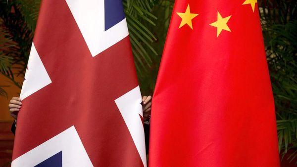 انگلیس هم چین را تحریم کرد