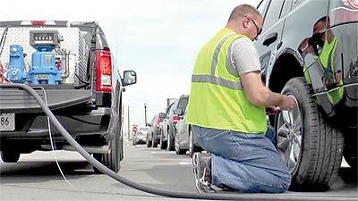 آشنایی با یک استارتآپ ارسال بنزین