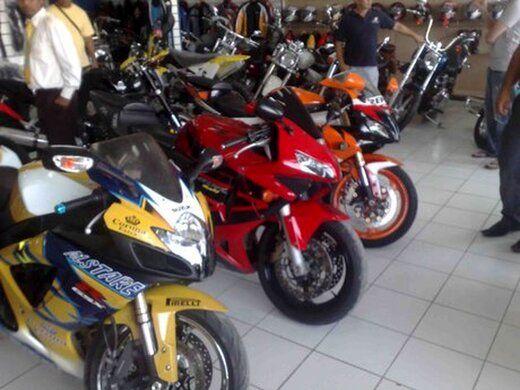 کاهش چشمگیر قیمت ها در بازار موتورسیکلت