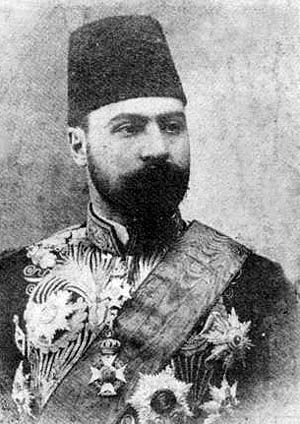 شاهزاده، نخست وزیر شد