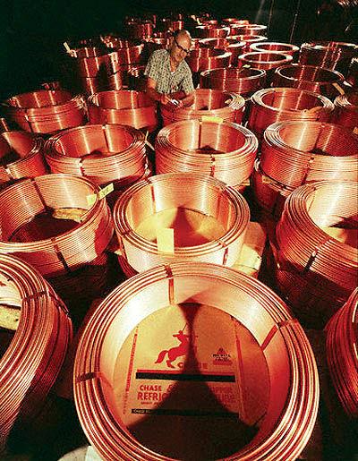 فلز سرخ بار دیگر جهش قیمت دارد؟