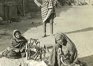 انهدام صنعت پارچهبافی هندوستان