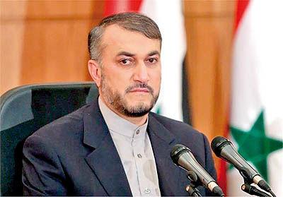 چرایی سفیر نشدن امیرعبداللهیان در عمان از زبان یک منبع آگاه