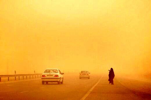 هشدار درباره طوفان شن در ۷ استان کشور