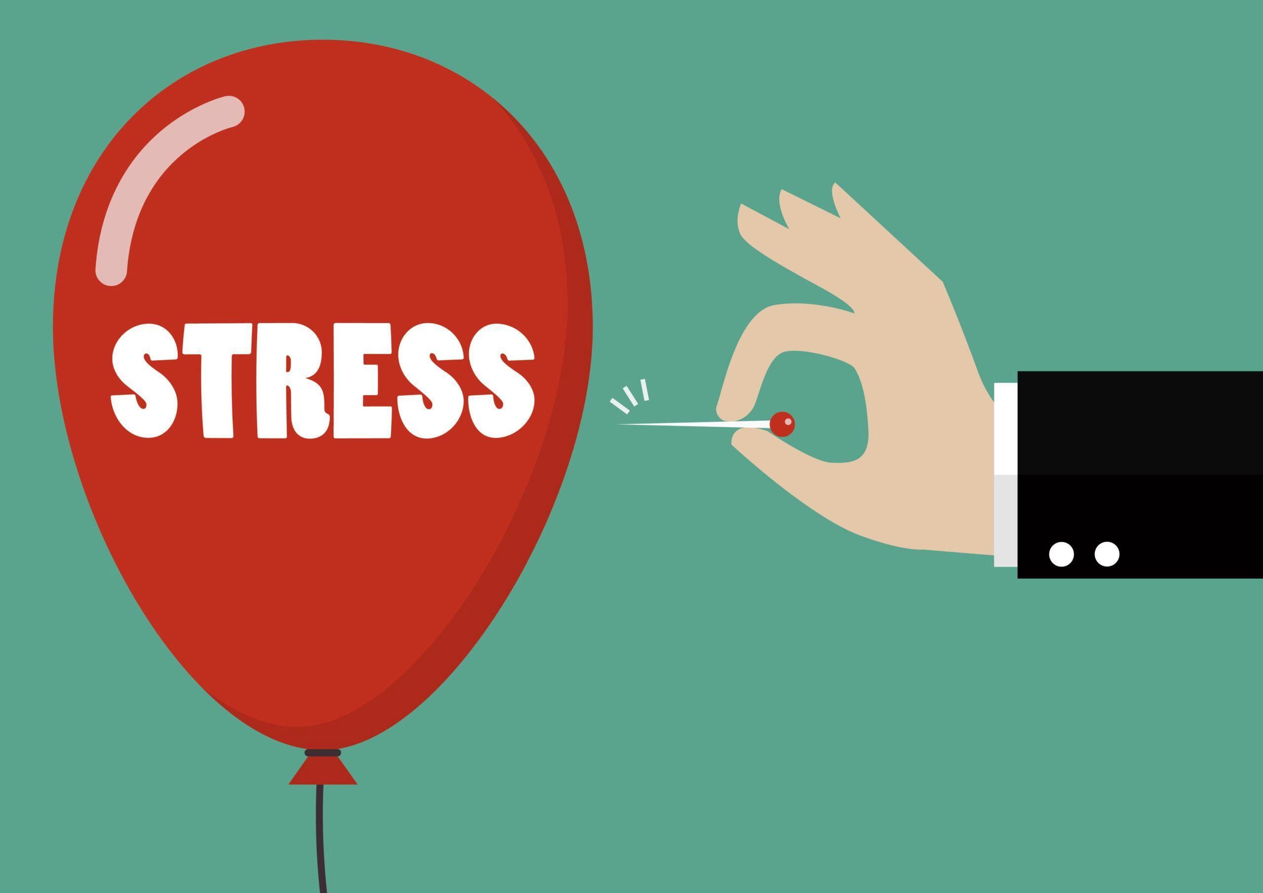 ۵ راه آسان برای کنار آمدن با استرس