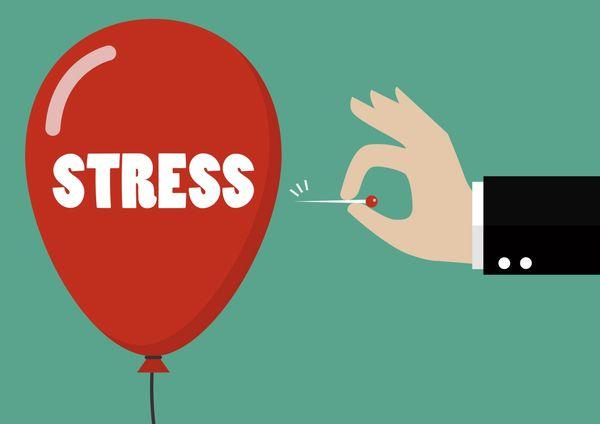 کاهش استرس با 5 روش