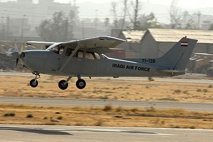 علت سقوط هواپیمای آموزشی عراقی چه بود؟