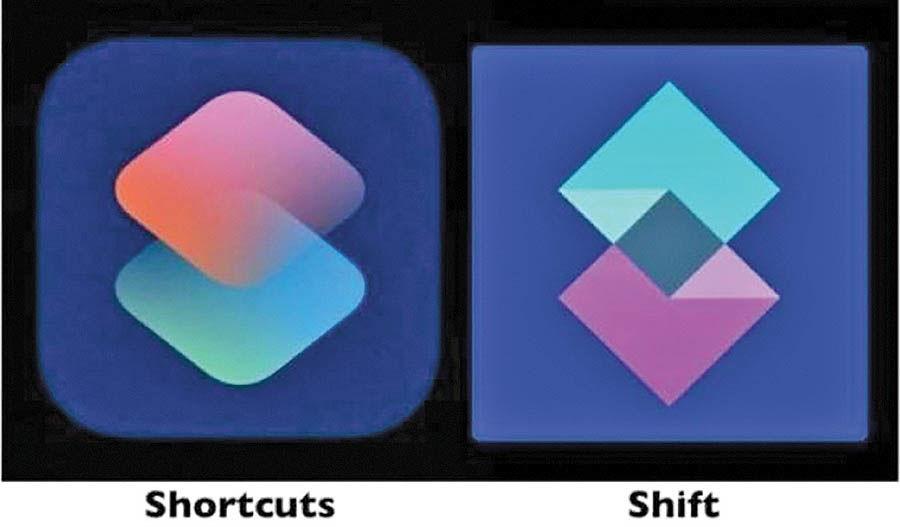چالش اپل با لوگوی جدید