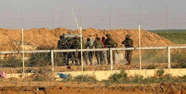 بازداشت 3 فلسطینی در مرز غزه از سوی ارتش رژیم صهیونیستی