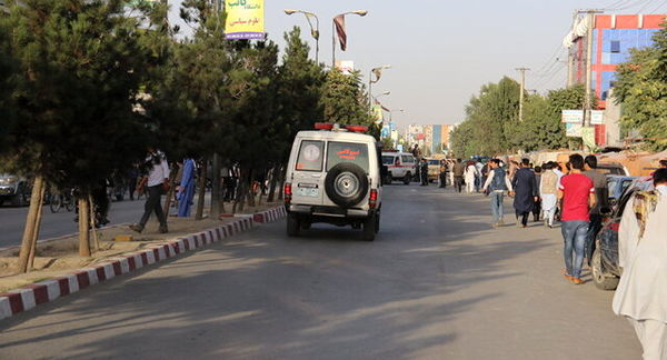 انفجار مرگبار بمب در یک مدرسه در افغانستان