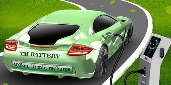 اختراعی جدید که به کمک خودروهای الکتریکی آمد