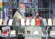 ریزش قیمت در بازار موبایل