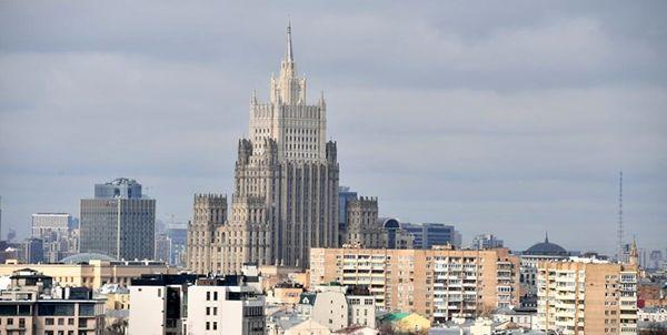 اعتراض قاطعانه مسکو به اخراج دیپلماتش از اوکراین