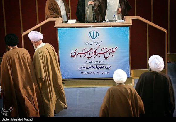 نتایج اولیه انتخابات خبرگان در تهران اعلام شد