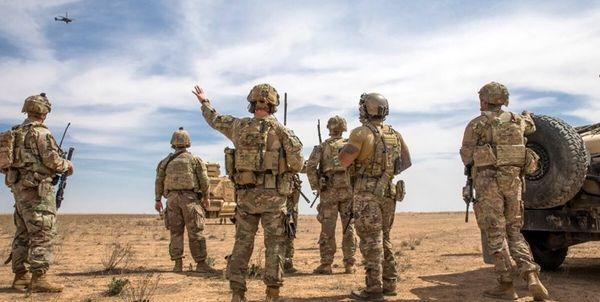 همکاری نظامیان آمریکا با شبه نظامیان کرد سوری در وبگاه پنتاگون+عکس