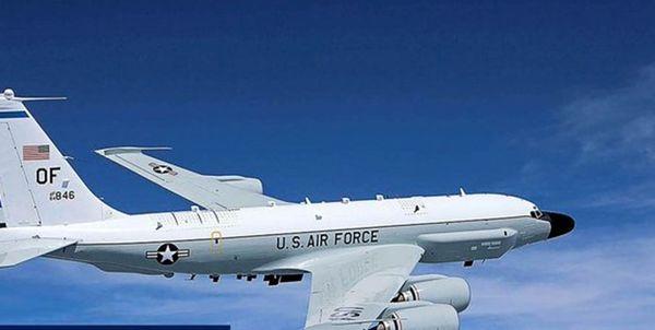 رهگیری یکی از پیشرفتهترین هواپیماهای جاسوسی آمریکا توسط ارتش چین