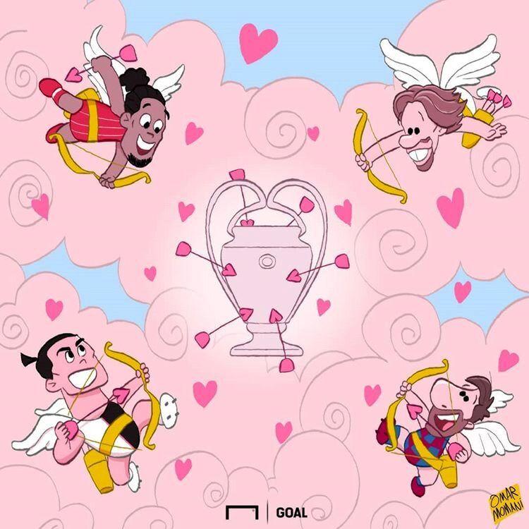 عشق واقعی این فوتبالیست ها را ببینید!