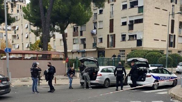 تیراندازی در شهر مونپلیه فرانسه