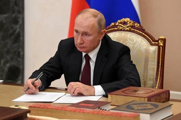 «پوتین» فرمان مقابله با اقدام خصمانه دولتهای بیگانه را امضا کرد