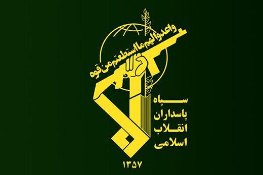 رونمایی از جدیدترین موشک سپاه پاسداران + عکس