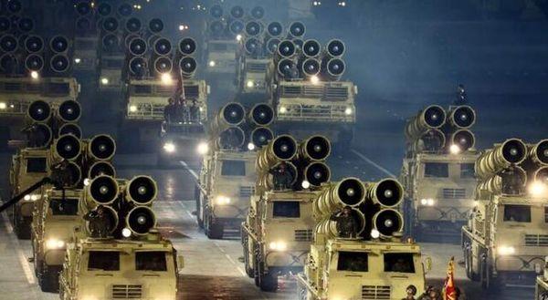 شباهت سامانه دفاع هوایی کره شمالی به اس-400 روسیه