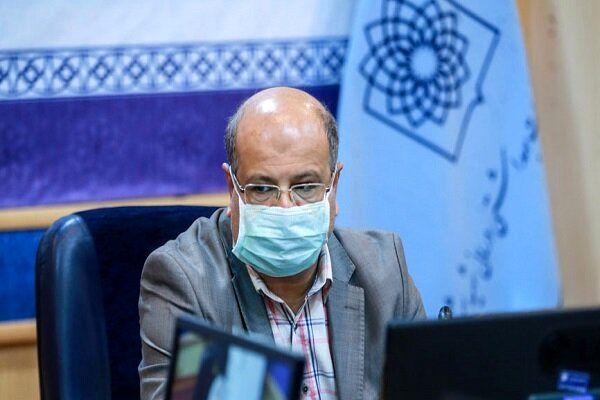 هشدار زالی نسبت به وضعیت خطرناک تهران و افزایش تختهای ICU