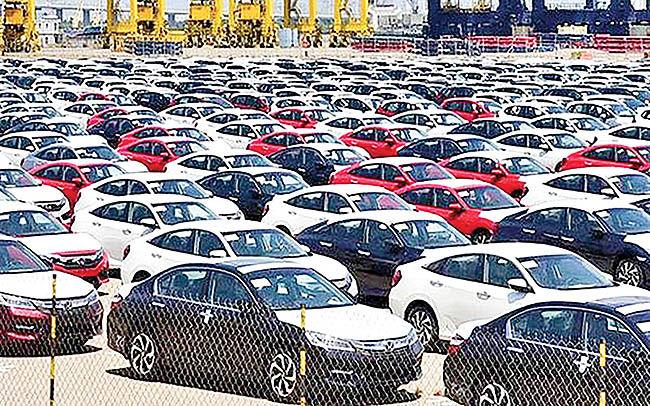ازسرگیری فروش خودرو در بریتانیا