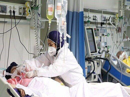 وضعیت نگران کننده بیماران کرونایی در تهران/ فاجعه انسانی در راه است!