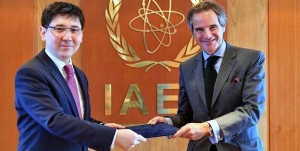 کمک یک میلیون یورویی آژانس انرژی اتمی به ازبکستان