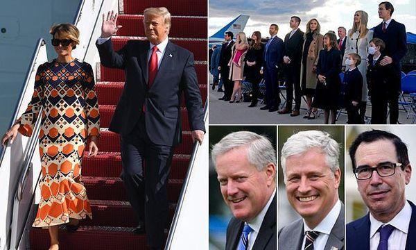 دستوری که ترامپ پیش از ترک کاخ سفید صادر کرد